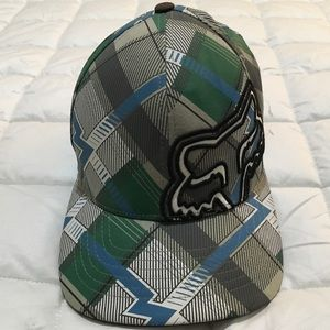 New FOX RACING BASEBALL CAP! Adult Size L/XL